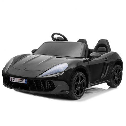 elektricni sportni avto supercar 24v crni