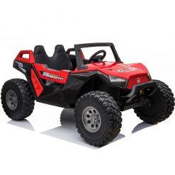 mega buggy clush xl 4x4 red painted