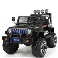 otroski jeep crni 4x4