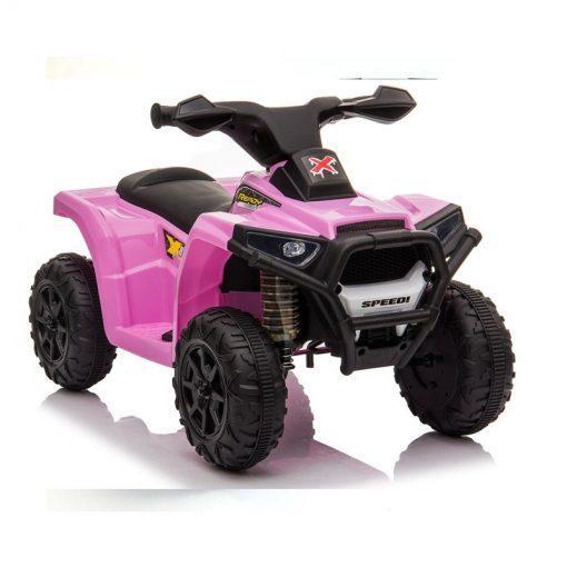otrosku quad x speed roza
