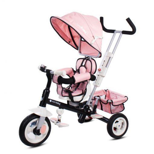 otroski tricikel super trike plus roza