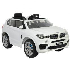 avto na akumulator bmw x5 m beli