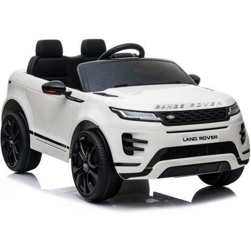 avto na akumulator land rover evoque beli