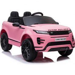 avto na akumulator evoque roza