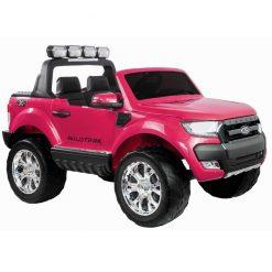 avto na akumulator ford ranger 4x4 deluxe lcd pink