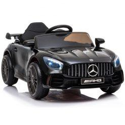 avto na akumulator mercedes amg gt r crni