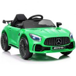 avto na akumulator mercedes amg gtr zeleni