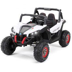 buggy deluxe white