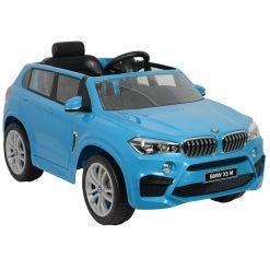otroški avto na akumulator bmw x5 m moder