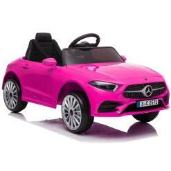 avto na akumulator mercedes cls 350 roza