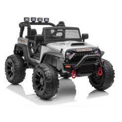 jeep challenger atv 4x4 400w srebrni