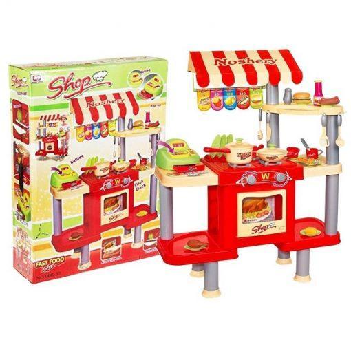 otroska kuhinja fast food restavracija