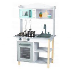 lesena kuhinja z dodatki first kitchen