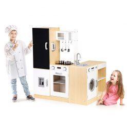 lesena otroška kuhinja minilu