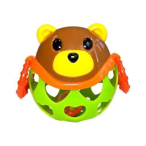 otroska ropotuljica medvedek