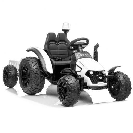 otroski traktor na akumulator minilu