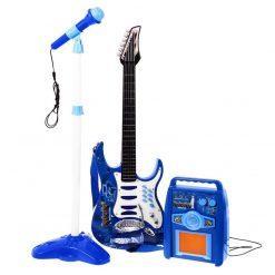 glasbeni set kitarist