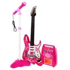 glasbeni set kitarist pink