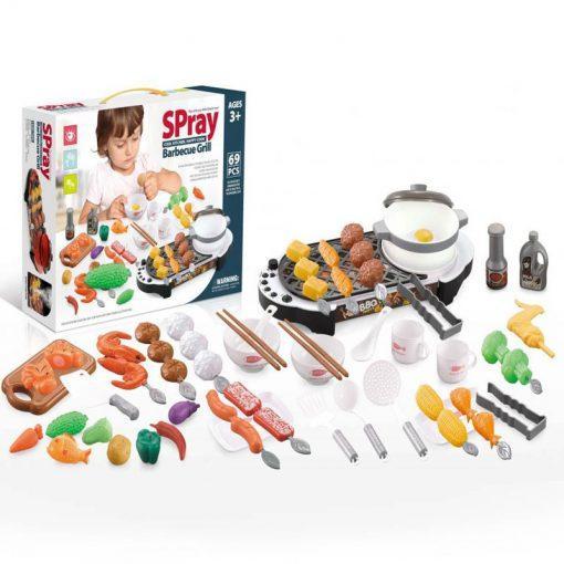 otroški kuhinjski mini žar