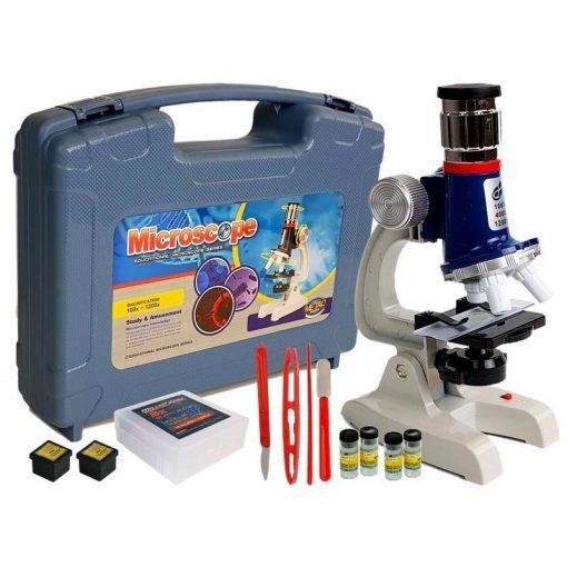 otroški mikroskop minilu