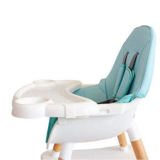 leseni stol deluxe 2v1