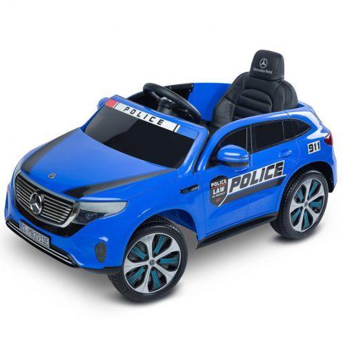 policijski mercedes eqc