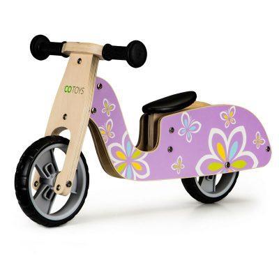 leseni poganjalec scooter
