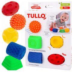 senzorične žogice tullo shapes