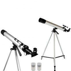 izobrazevalni teleskop minilu