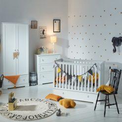 otroška soba retro