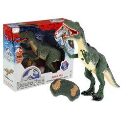 otroski t-rex dinozaver daljinsko voden